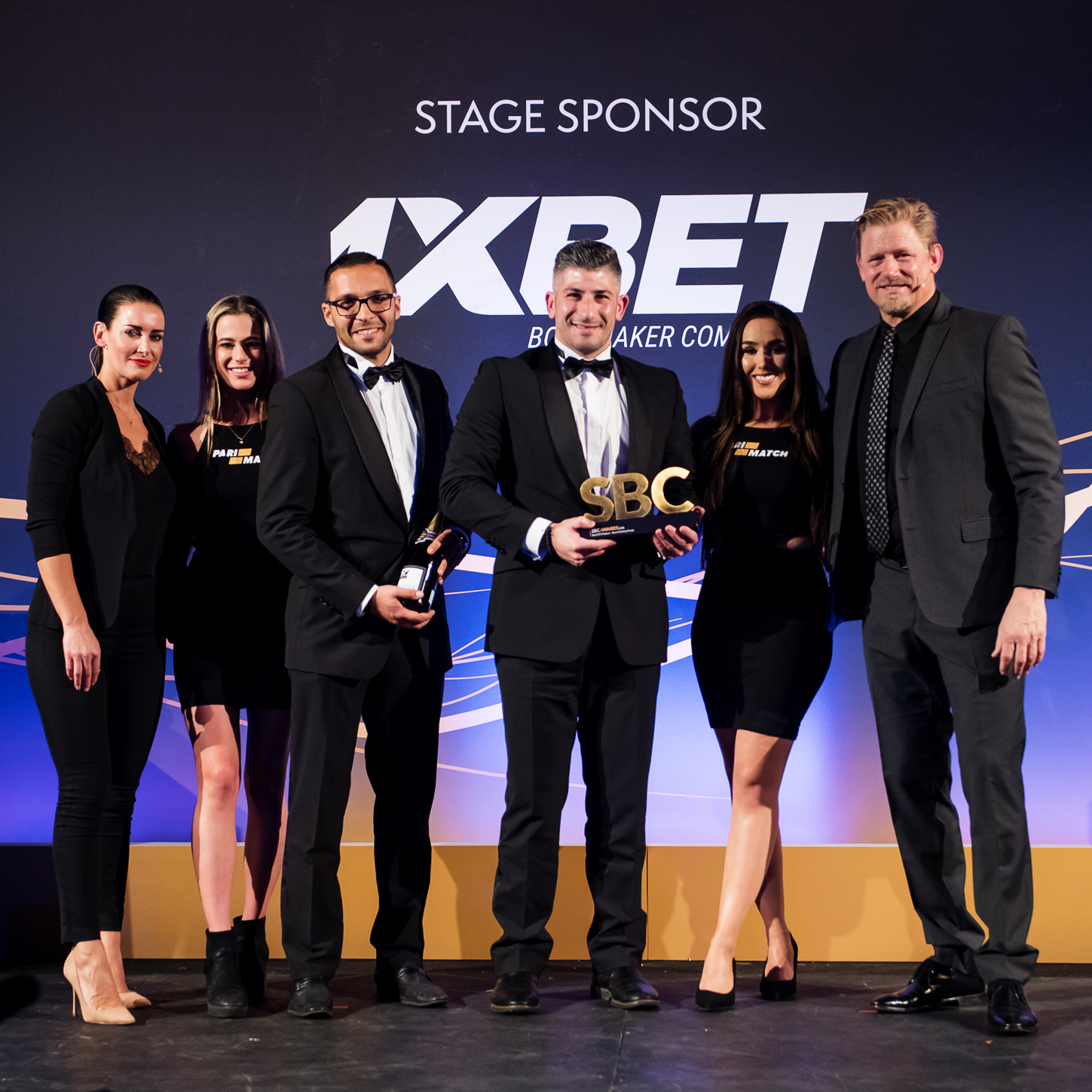 "Scout Gaming wins ""Best DFS Product"" at SBC Awards 2018"