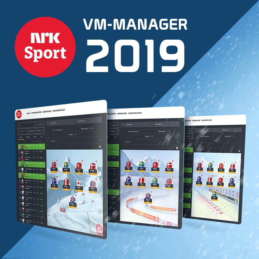 NRK VM Manager launch