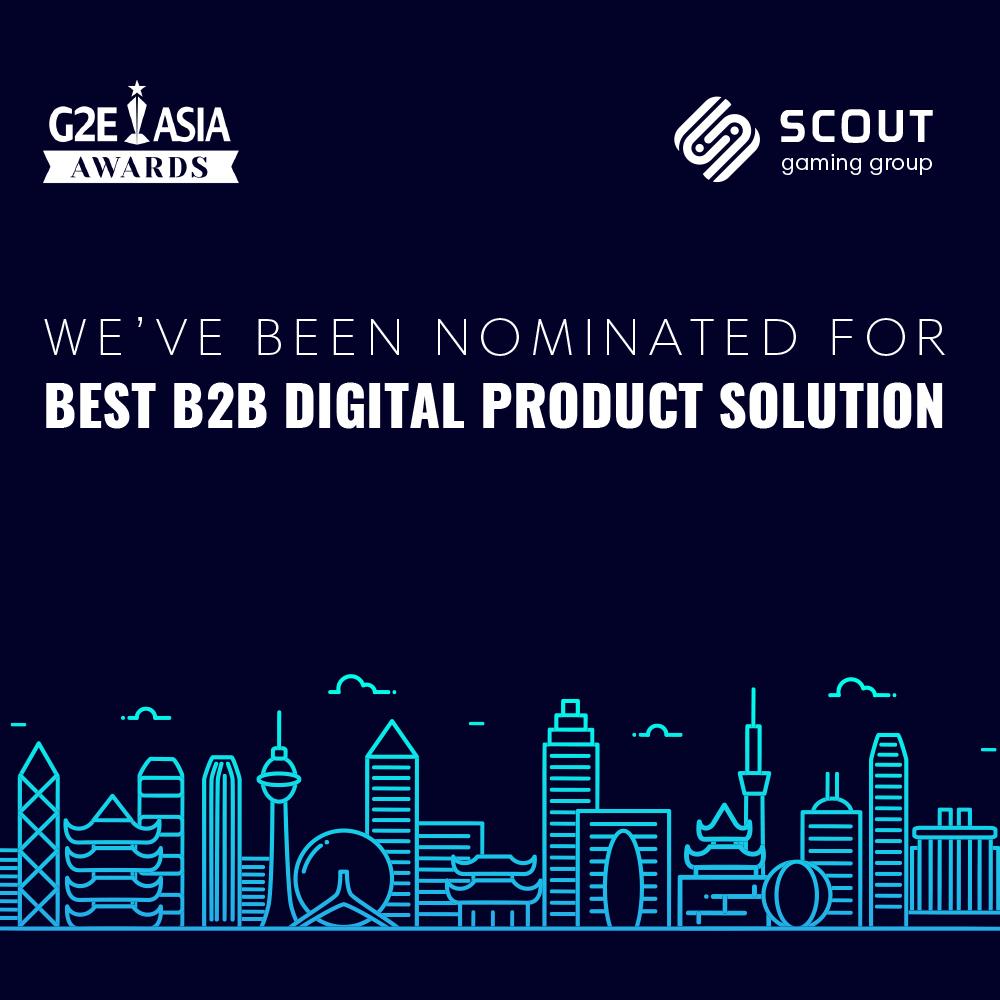G2E Asia awards nomination