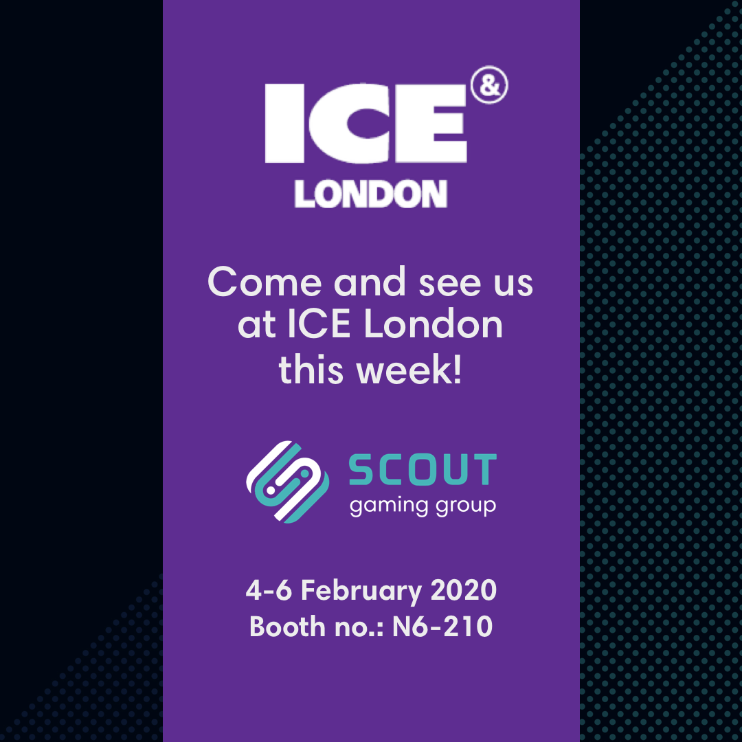 Scout Gaming at ICE London 2020