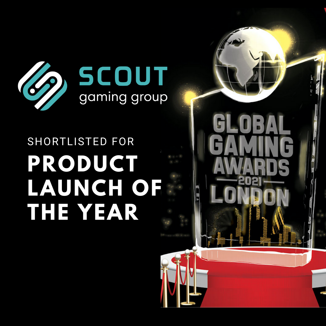 Scout Gaming shortlisted for the Global Gaming Awards
